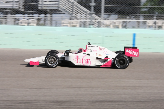 Photo: Alex Lloyd - Newman/Haas/Lanigan Racing - Dallara IR-05 - Honda