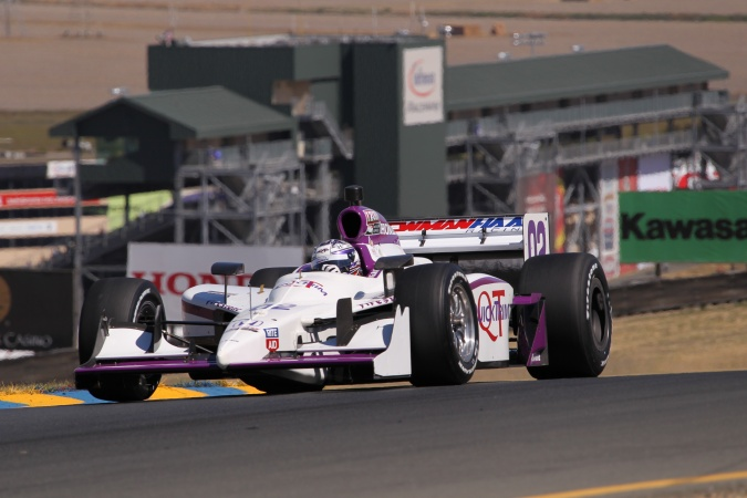 Photo: Graham Rahal - Newman/Haas/Lanigan Racing - Dallara IR-05 - Honda