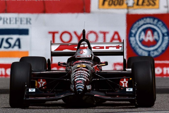 Photo: Michael Andretti - Newman/Haas Racing - Swift 009.c - Ford