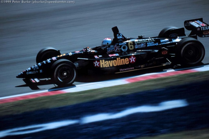 Photo: Michael Andretti - Newman/Haas Racing - Swift 010.c - Ford