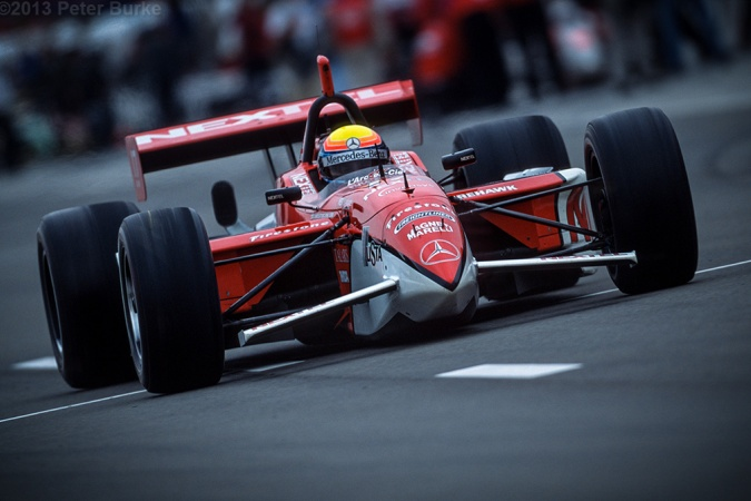 Photo: Mauricio Gugelmin - PacWest Racing - Reynard 2Ki - Mercedes