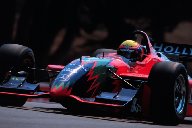 Photo: Mauricio Gugelmin - PacWest Racing - Reynard 99i - Mercedes