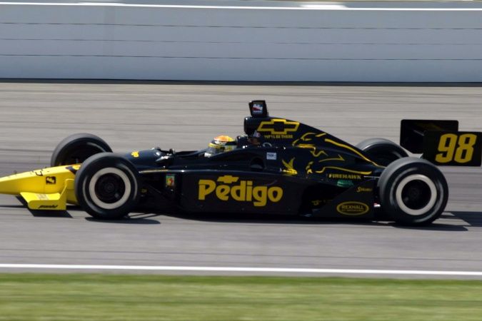 Photo: Billy Boat - Panther Racing - Dallara IR-03 - Chevrolet