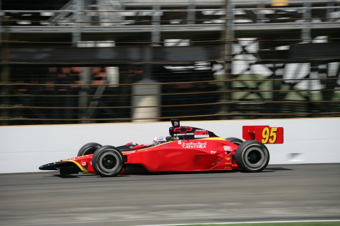 Photo: Buddy Lazier - Panther Racing - Dallara IR-05 - Chevrolet