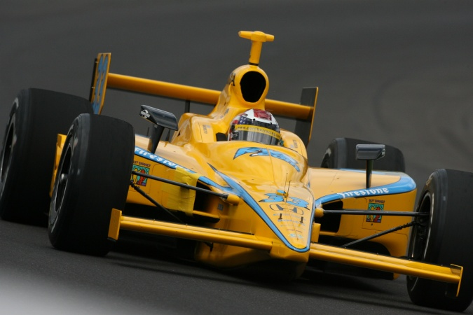 Photo: John Andretti - Panther Racing - Dallara IR-05 - Honda