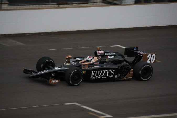 Photo: Ed Carpenter - Panther Racing - Dallara IR-05 - Honda