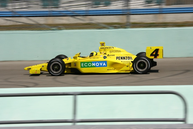 Photo: Vitor Meira - Panther Racing - Dallara IR-05 - Honda