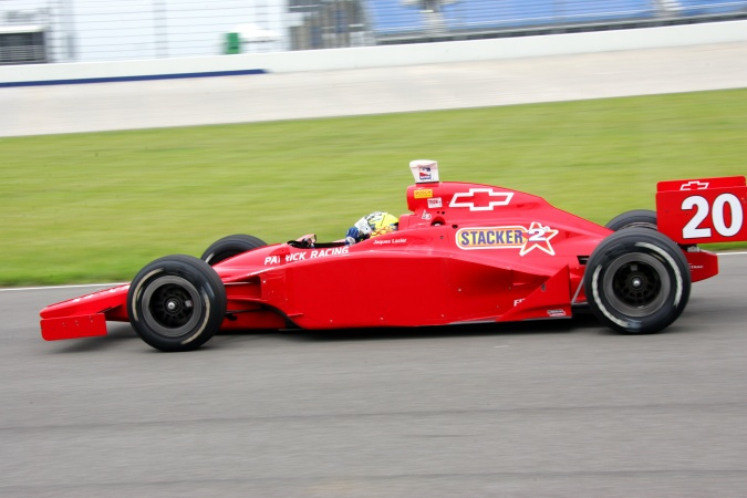 Photo: Jacques Lazier - Patrick Racing - Dallara IR-03 - Chevrolet