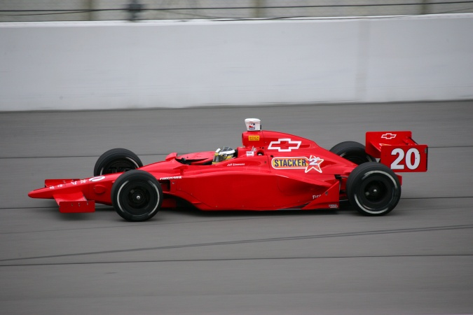 Photo: Jeff Simmons - Patrick Racing - Dallara IR-03 - Chevrolet