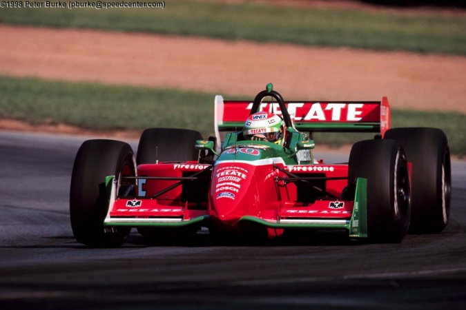 Photo: Adrian Fernandez - Patrick Racing - Reynard 98i - Ford