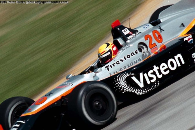 Photo: Scott Pruett - Patrick Racing - Reynard 98i - Ford