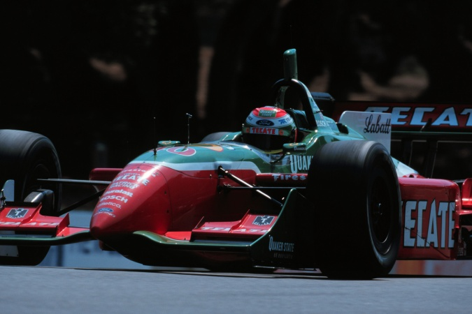 Photo: Adrian Fernandez - Patrick Racing - Reynard 99i - Ford