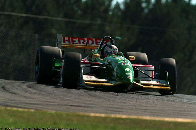 Photo: Michel Jourdain jr. - Payton/Coyne Racing - Reynard 97i - Ford