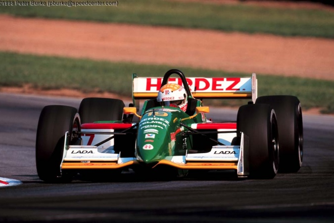Photo: Michel Jourdain jr. - Payton/Coyne Racing - Reynard 98i - Ford