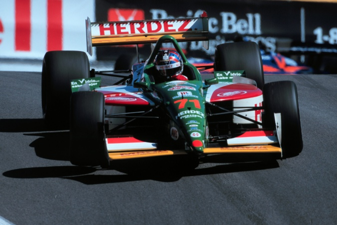 Photo: Memo Gidley - Payton/Coyne Racing - Reynard 99i - Ford