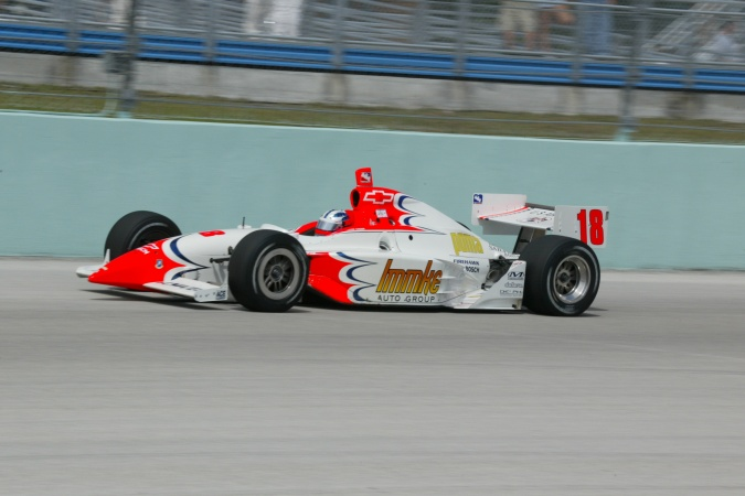 Photo: Tyce Carlson - PDM Racing - Dallara IR-02 - Chevrolet