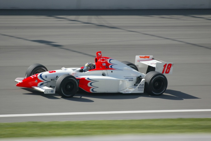 Photo: Jeret Schroeder - PDM Racing - Dallara IR-02 - Chevrolet