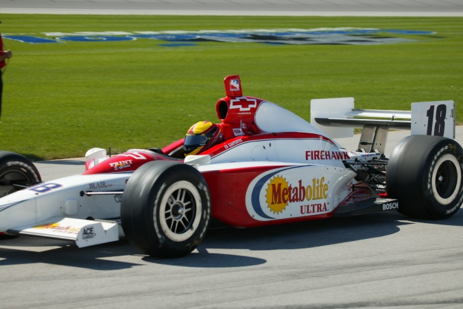 Photo: Ed Carpenter - PDM Racing - Dallara IR-03 - Chevrolet