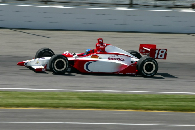 Photo: Jimmy Kite - PDM Racing - Dallara IR-03 - Chevrolet