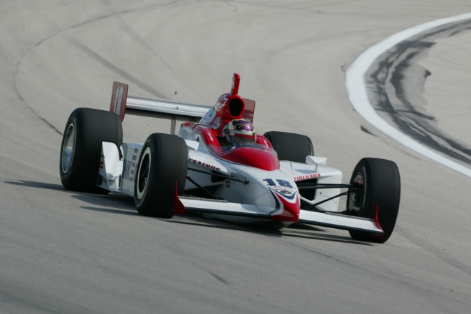 Photo: Scott Mayer - PDM Racing - Dallara IR-03 - Chevrolet