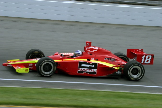 Photo: Robbie McGehee - PDM Racing - Dallara IR-03 - Chevrolet