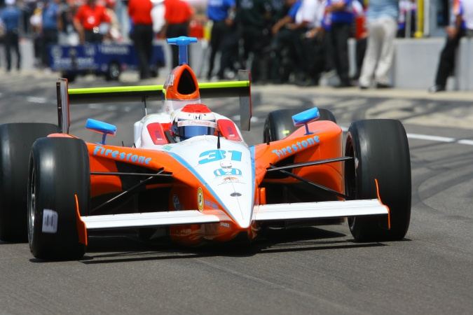 Photo: Philip Giebler - Playa Del Racing - Panoz GF09 - Honda
