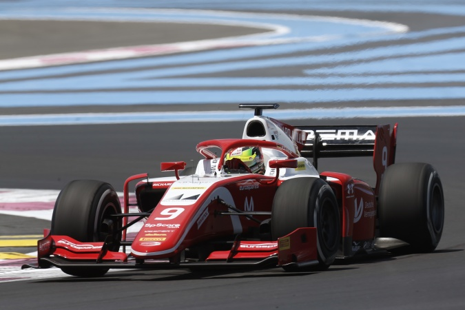 Photo: Mick Schumacher - Prema Powerteam - Dallara F2 2018 - Mecachrome
