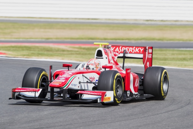 Photo: Antonio Fuoco - Prema Powerteam - Dallara GP2/11 - Mecachrome