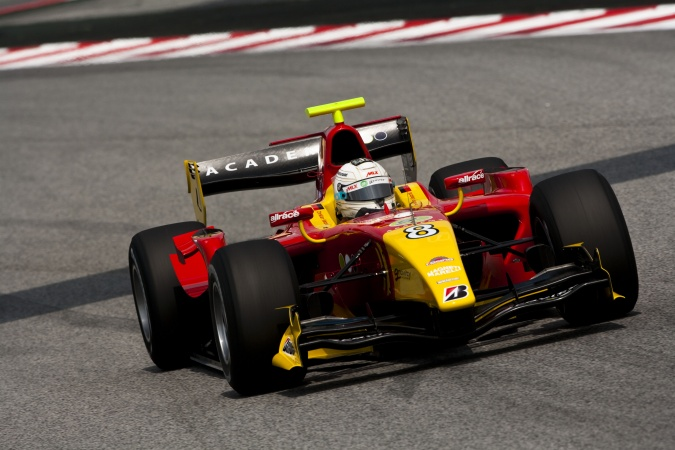 Photo: Christian Vietoris - Racing Engineering - Dallara GP2/08 - Renault