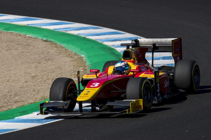 Photo: Nyck De Vries - Racing Engineering - Dallara GP2/11 - Mecachrome