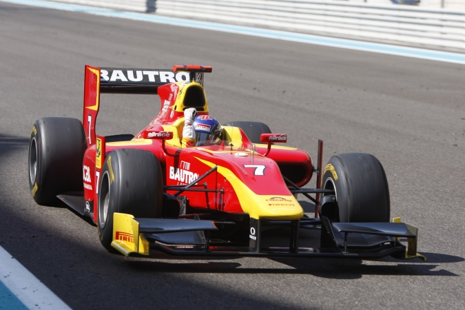 Photo: Fabio Leimer - Racing Engineering - Dallara GP2/11 - Mecachrome