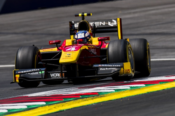 Photo: Gustav Malja - Racing Engineering - Dallara GP2/11 - Mecachrome