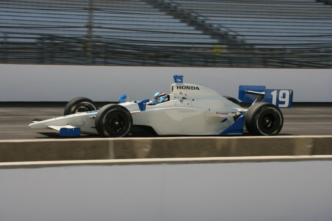 Photo: Jon Herb - Racing Professionals - Dallara IR-05 - Honda