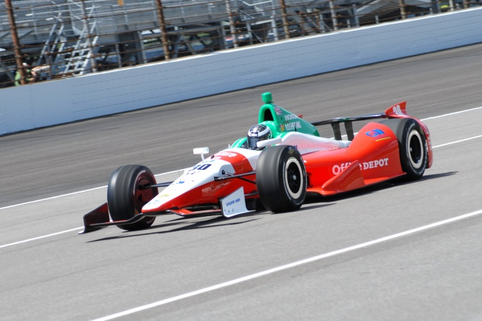 Photo: Michel Jourdain jr. - Rahal Letterman Lanigan Racing - Dallara DW12 - Honda