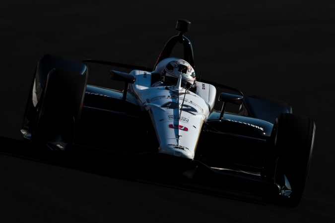 Photo: Jordan King - Rahal Letterman Lanigan Racing - Dallara DW12 - Honda