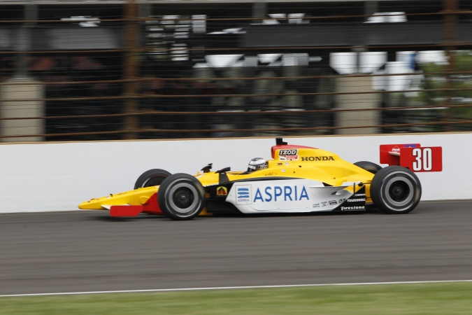 Photo: Bertrand Baguette - Rahal Letterman Lanigan Racing - Dallara IR-05 - Honda