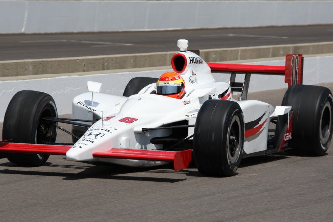 Photo: Alex Lloyd - Rahal Letterman Racing - Dallara IR-05 - Honda