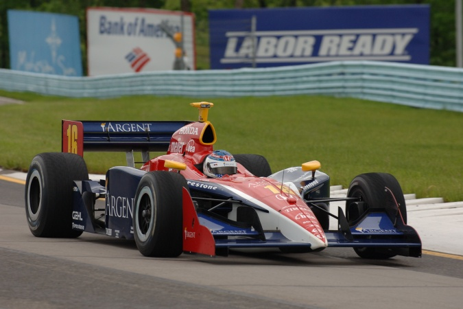 Photo: Danica Patrick - Rahal Letterman Racing - Dallara IR-05 - Honda