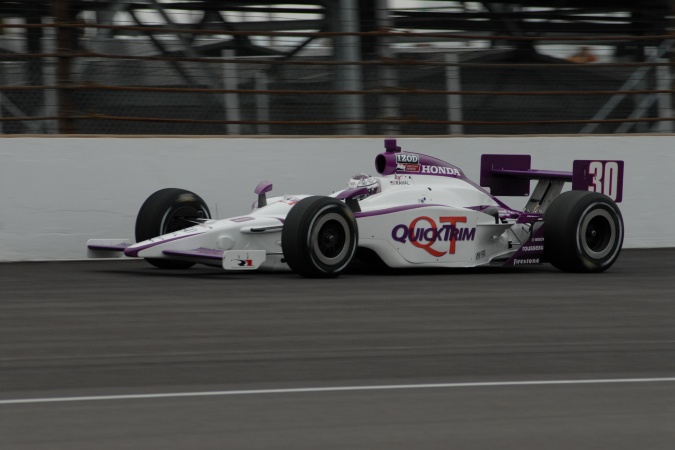 Photo: Graham Rahal - Rahal Letterman Racing - Dallara IR-05 - Honda
