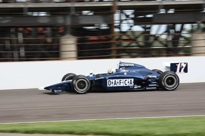 Photo: Oriol Servia - Rahal Letterman Racing - Dallara IR-05 - Honda