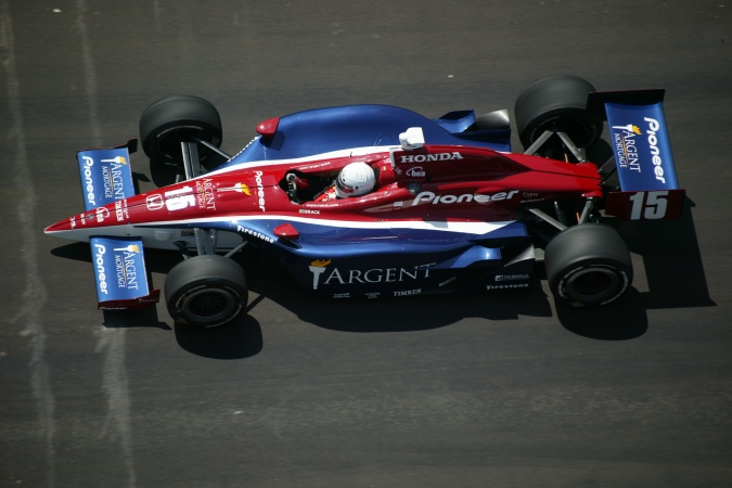 Photo: Kenny Bräck - Rahal Letterman Racing - Panoz GF09 - Honda