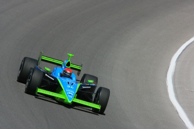 Photo: Paul Dana - Rahal Letterman Racing - Panoz GF09 - Honda