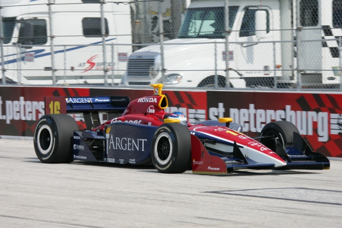 Photo: Danica Patrick - Rahal Letterman Racing - Panoz GF09 - Honda