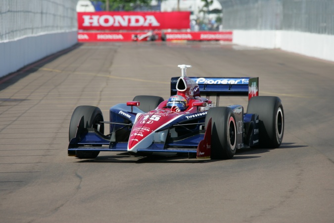 Photo: Buddy Rice - Rahal Letterman Racing - Panoz GF09 - Honda