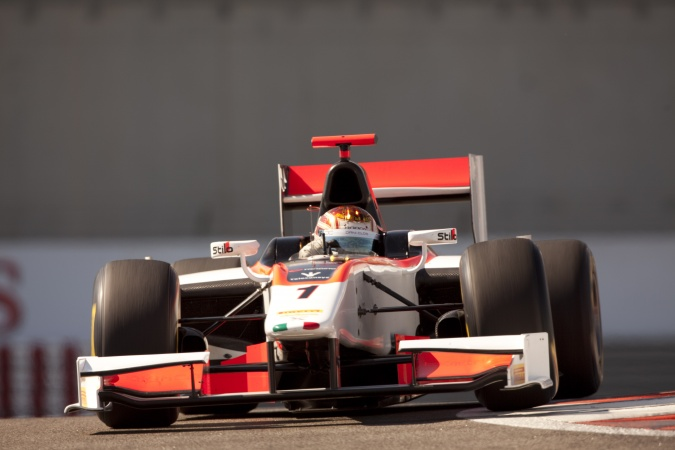 Photo: Dani Clos - Rapax Team - Dallara GP2/11 - Mecachrome