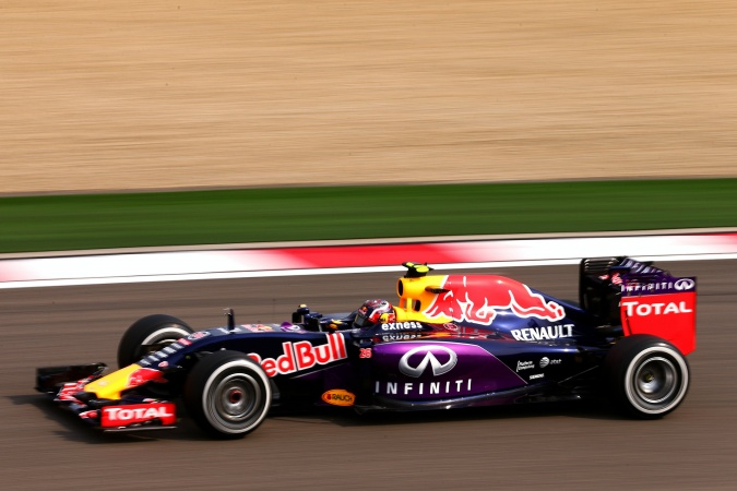 Photo: Daniil Kvyat - Red Bull Racing - Red Bull RB11 - Renault