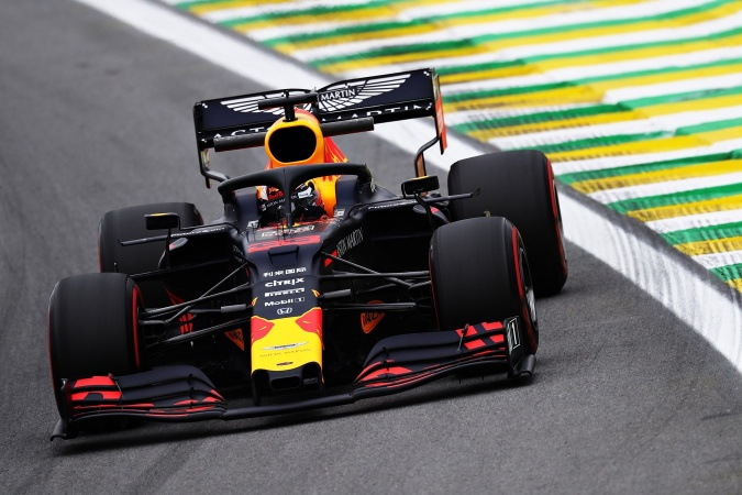 Photo: Max Verstappen - Red Bull Racing - Red Bull RB15 - Honda
