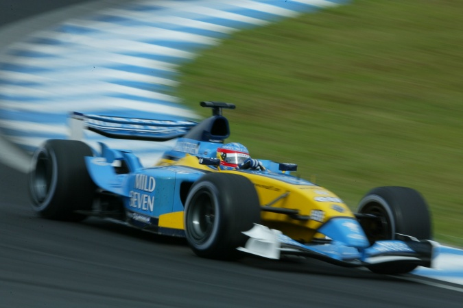 Photo: Fernando Alonso - Renault F1 Team - Renault R23