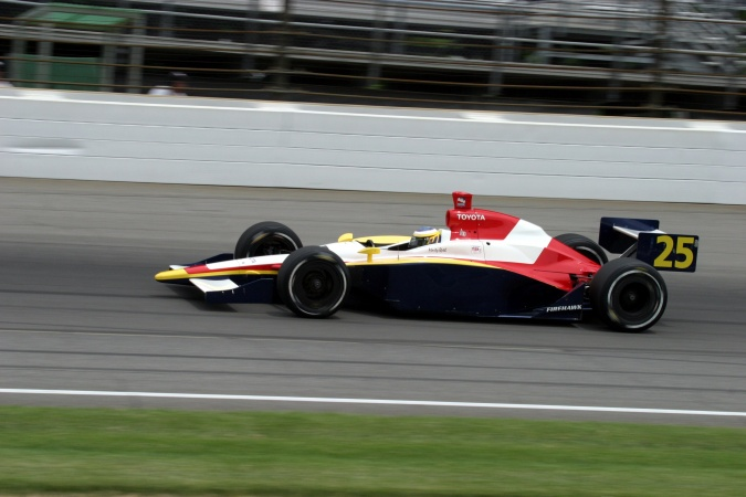 Photo: Marty Roth - Roth Racing - Dallara IR-03 - Toyota