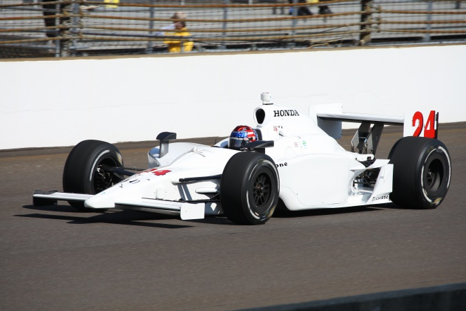 Photo: John Andretti - Roth Racing - Dallara IR-05 - Honda